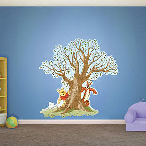 Winnie the Pooh - Honey Tree Fathead Wall Decal